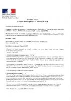 COMPTE RENDU CM 14 JANVIER 2021
