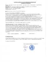 COMPTE RENDU DU 26 MARS 2019